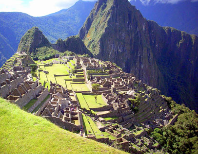 machu picchu weather